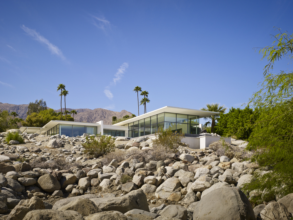 PUBLICATIONS   Western Art and Architecture,  Cover story     Panorama House  Booth Hansen Architects  Palm Springs, CA      Return to Projects