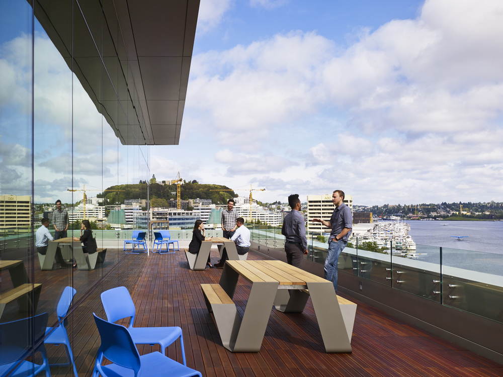 Allen Institute  Perkins+Will  Seattle, WA      Return to Projects