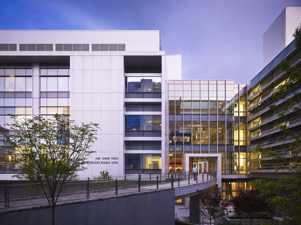 NIH Neuroscience Research Center  Perkins+Will  Bethesda, Maryland      Return to Projects