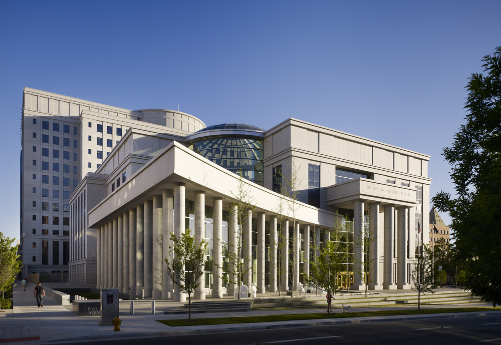 Colorado Judicial Center  Fentress Architects  Denver, CO      Return to Projects