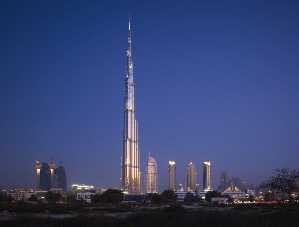 Burj Kalifa  SOM  Dubai, UAE      Return to Projects