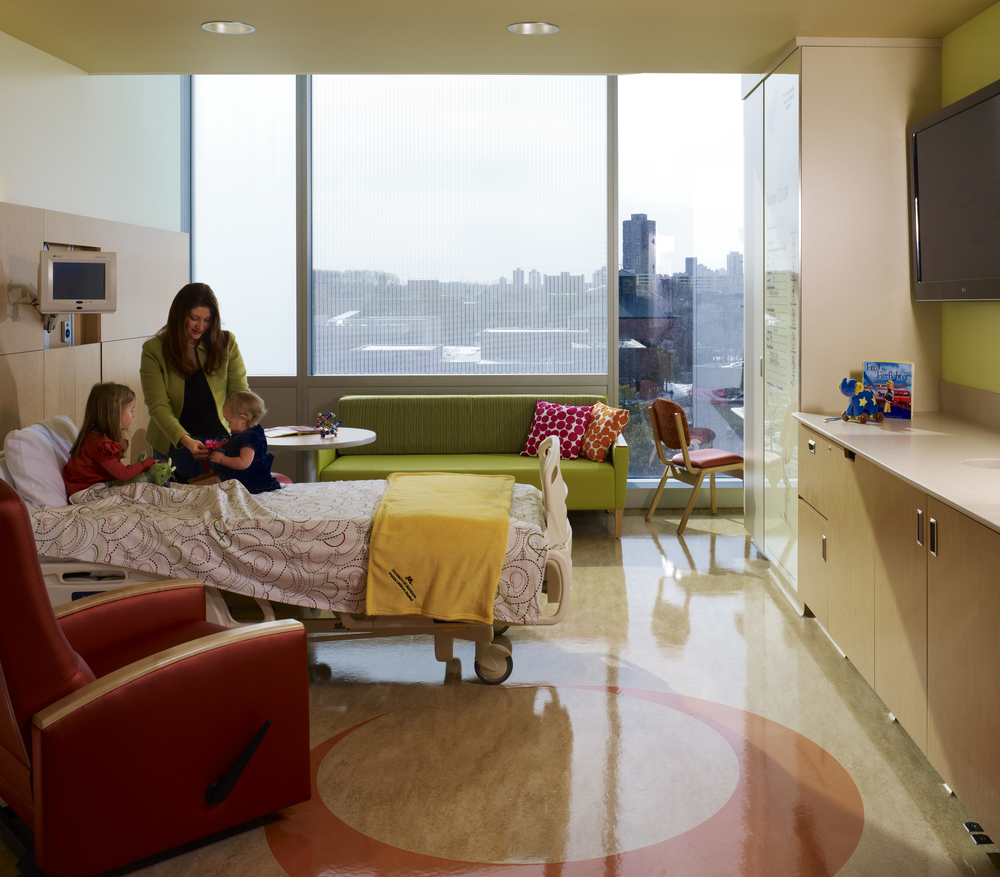 Amplatz Children's Hospital  Tsoi Kobus & Associates  Minneapolis, MN      Return to Projects