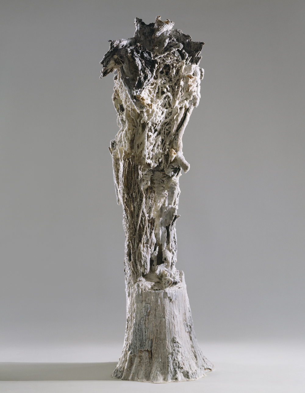 Watch Video       Totem   Michele Oka Doner  Cast Bronze      Return to Projects