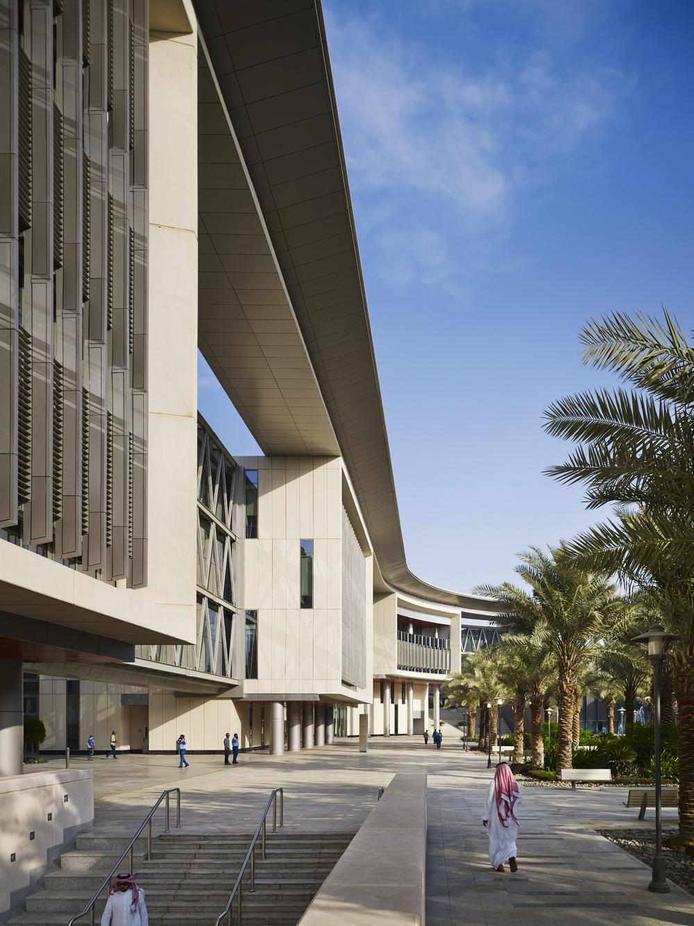 KSAU Jeddah Campus  Perkins+Will with Dar Al Handasah (Shair and Partners)  Jeddah, Saudi Arabia     Return to Projects