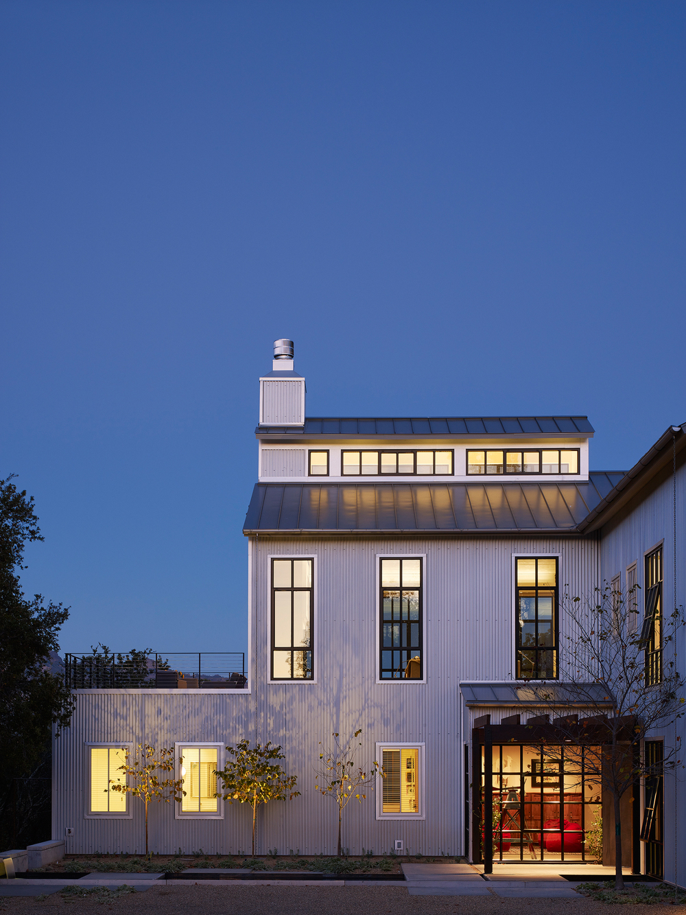 Residence  Kathryn Quinn Architects  California