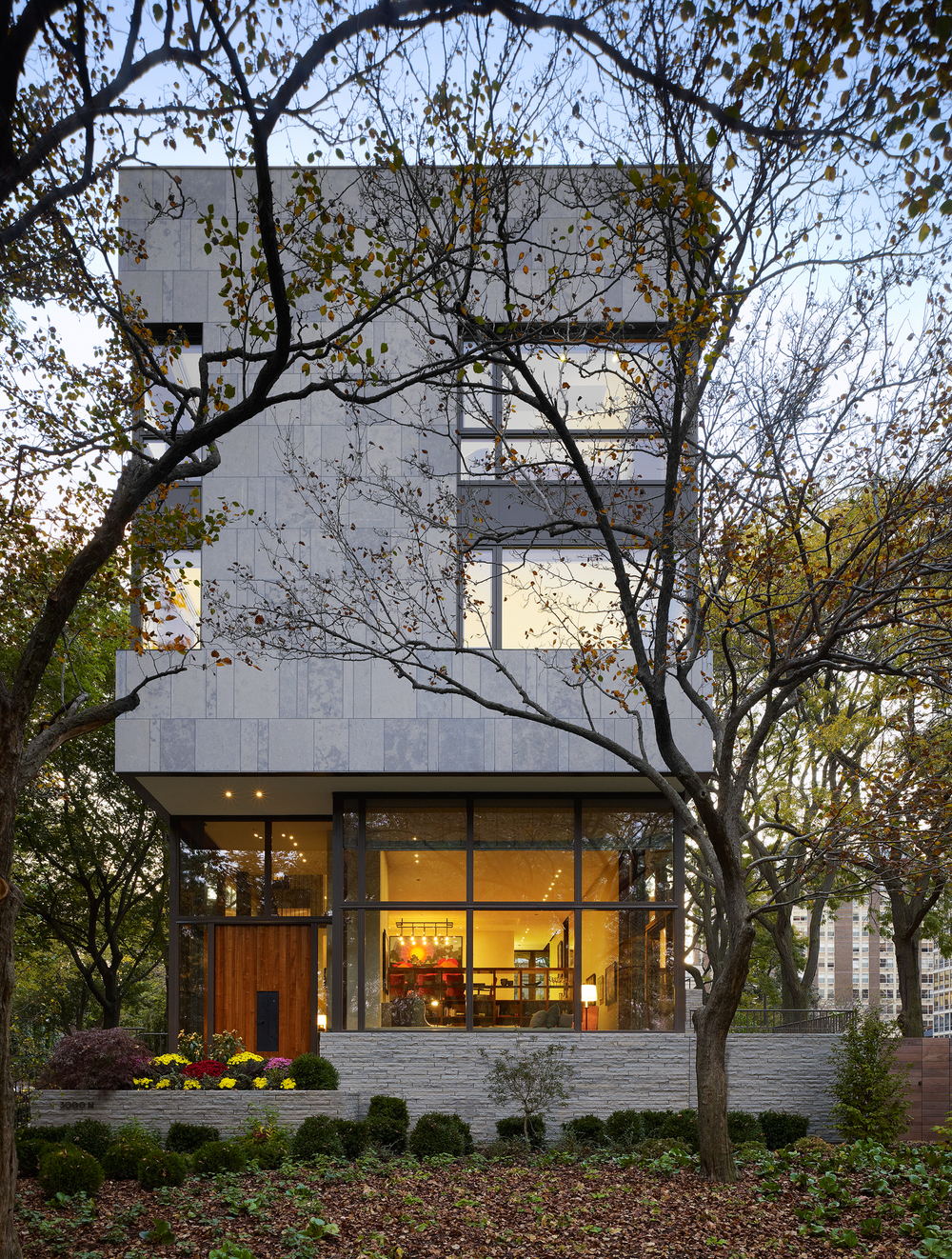 Lake Shore Drive Residence  Wheeler Kearns Architects  Chicago, IL      Return to Projects