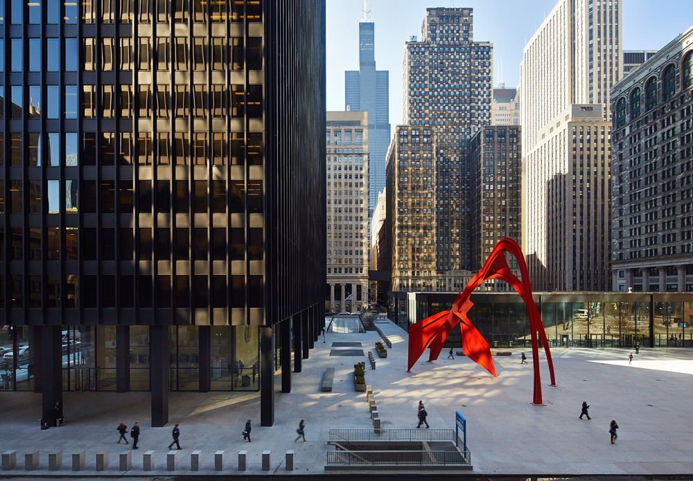 Federal Plaza  Renovation Architect - Ghafari Associates  Chicago, IL      Return to Projects