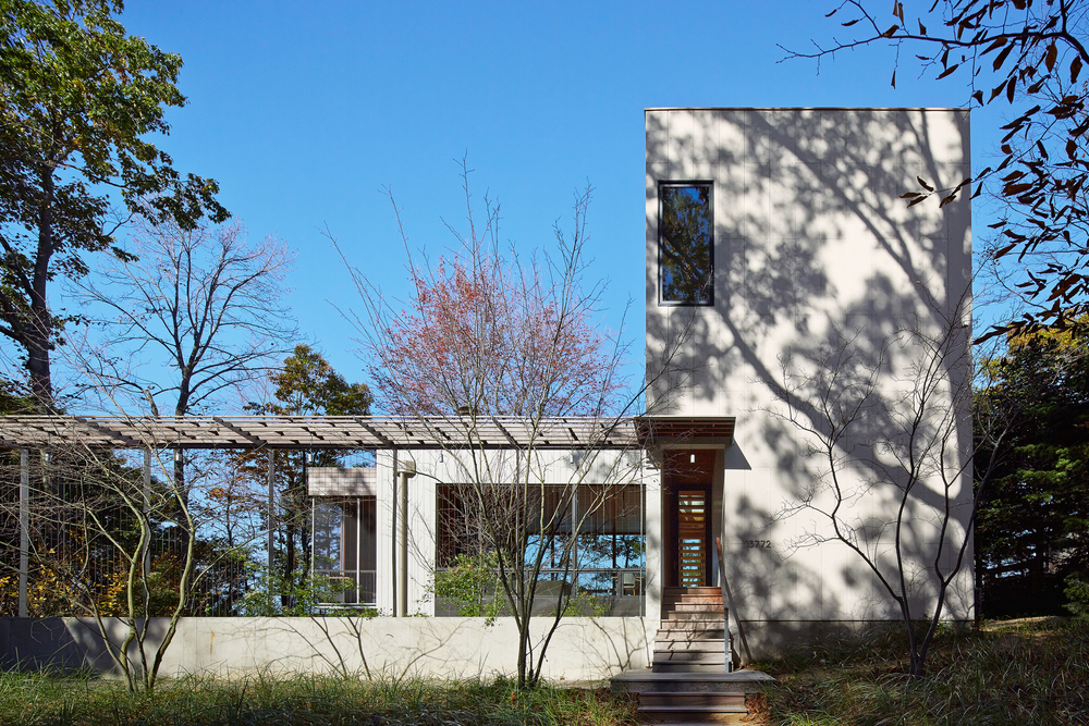 Sun's End Retreat  Wheeler Kearns Architects  Michigan      Return to Projects