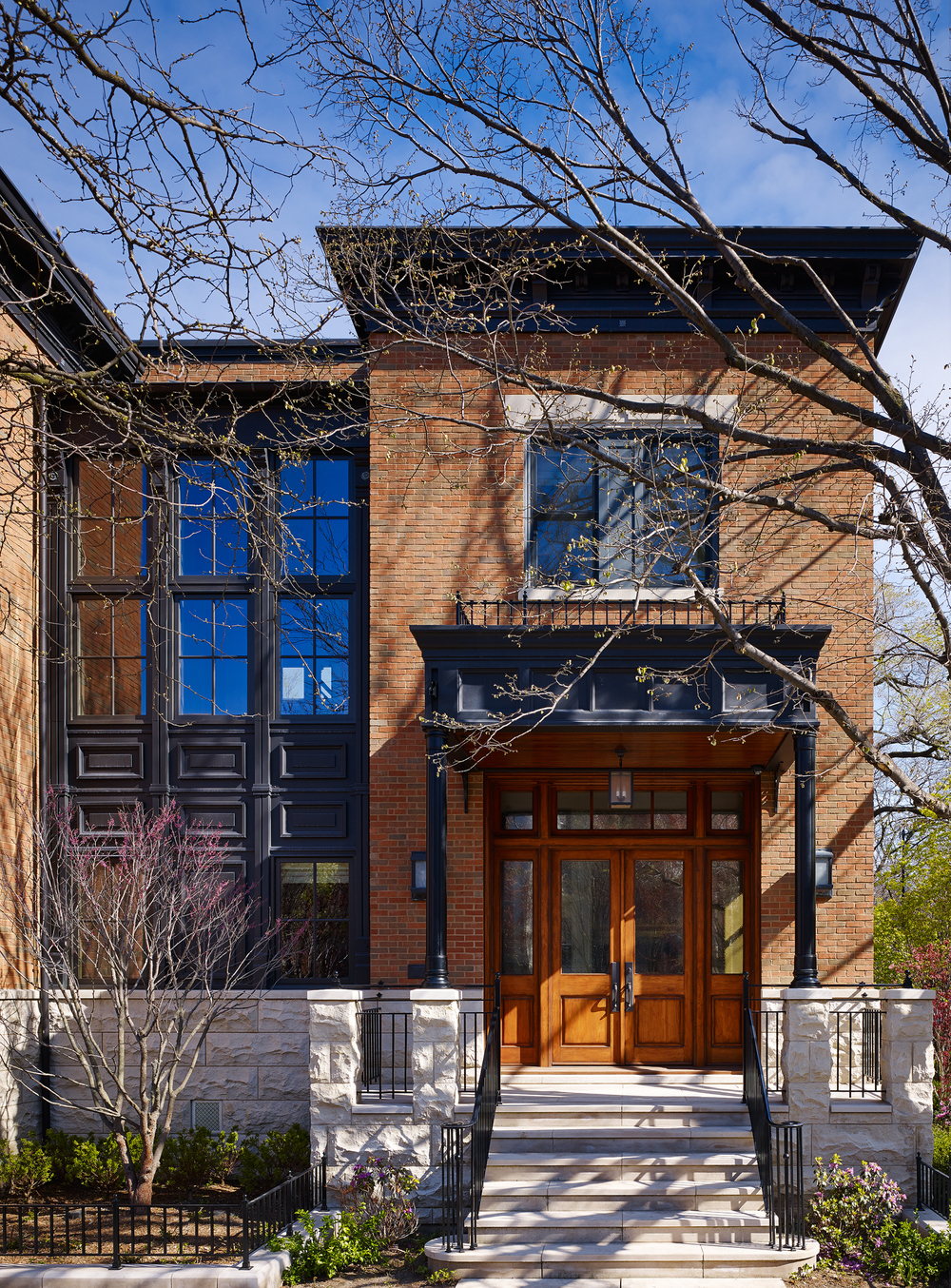 Lincoln Park Residence  Kathryn Quinn Architects  Chicago, IL    Return to Projects