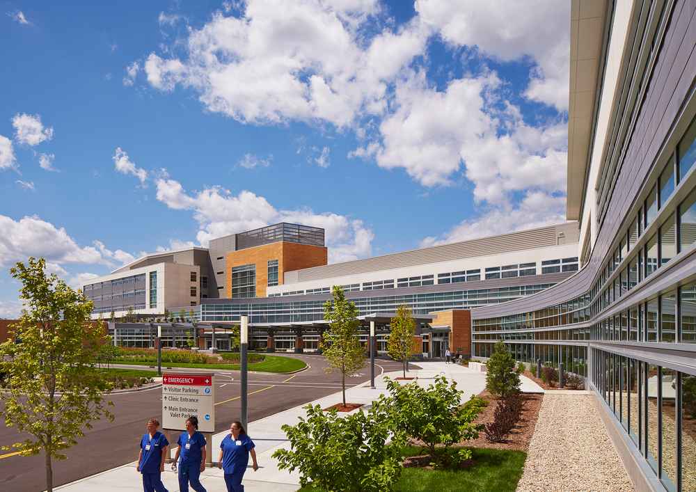 UW Health  FLAD  Madison, WI      Return to Projects