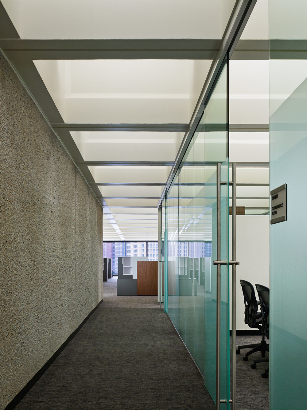 AEG Building  Gordon Bunshaft, SOM  Renovation Architect: BNIM  Des Moines, IA      Return to Projects