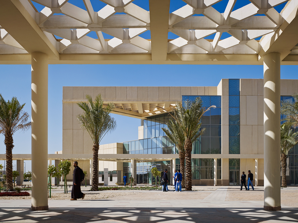 KSAU Riyadh Campus  Perkins+Will with Dar Al Handasah (Shair and Partners)  Riyadh, Saudi Arabia      Return to Projects