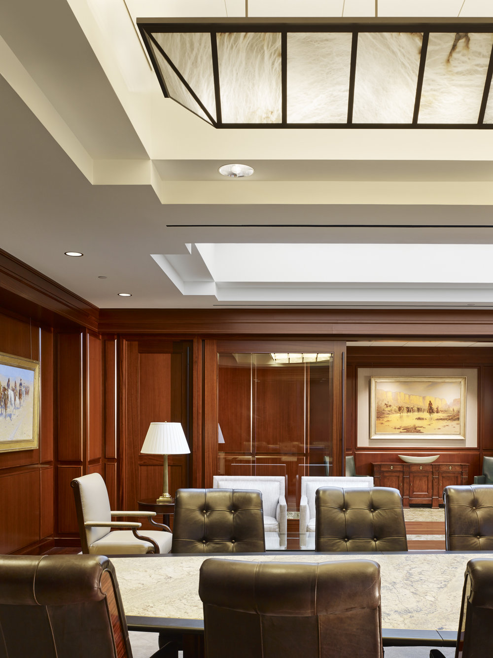 Private Office  Staffelbach  Dallas, Texas     Return to Projects