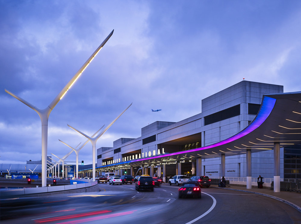 LAX International Terminal