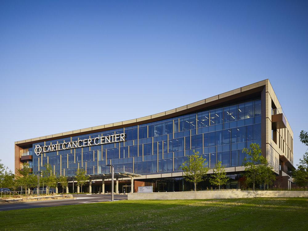 CARTI Cancer Center  Perkins+Will  Little Rock, Arkansas     Return to Projects