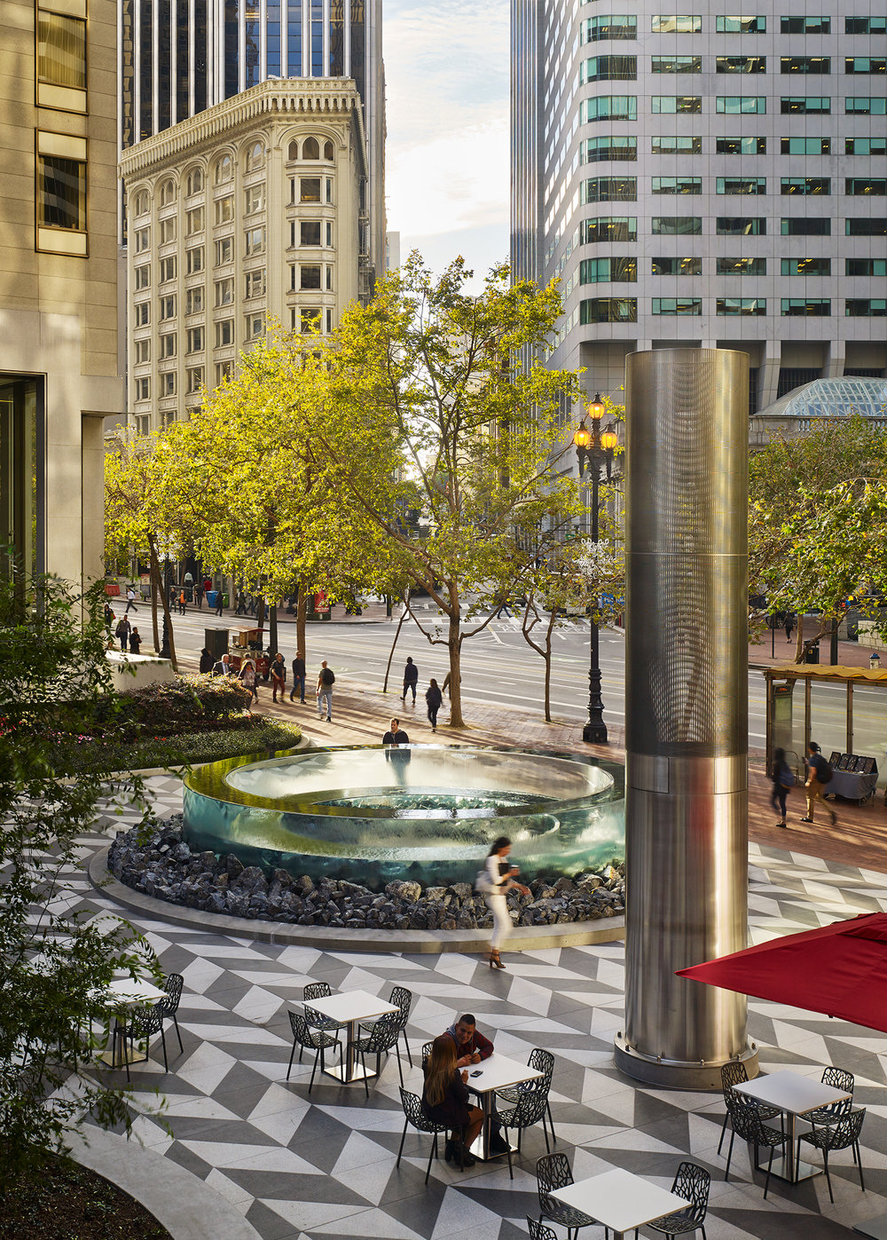 525 Market Street    Renovation Architect: KEATING    San Francisco, CA       Return to Projects