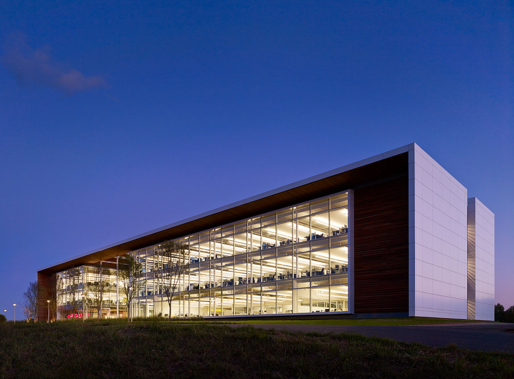 AWARDS  AIA Georgia 2017 Honor Award     BMW Site Operations Center  Perkins+Will  Spartanburg, South Carolina      Return to Projects