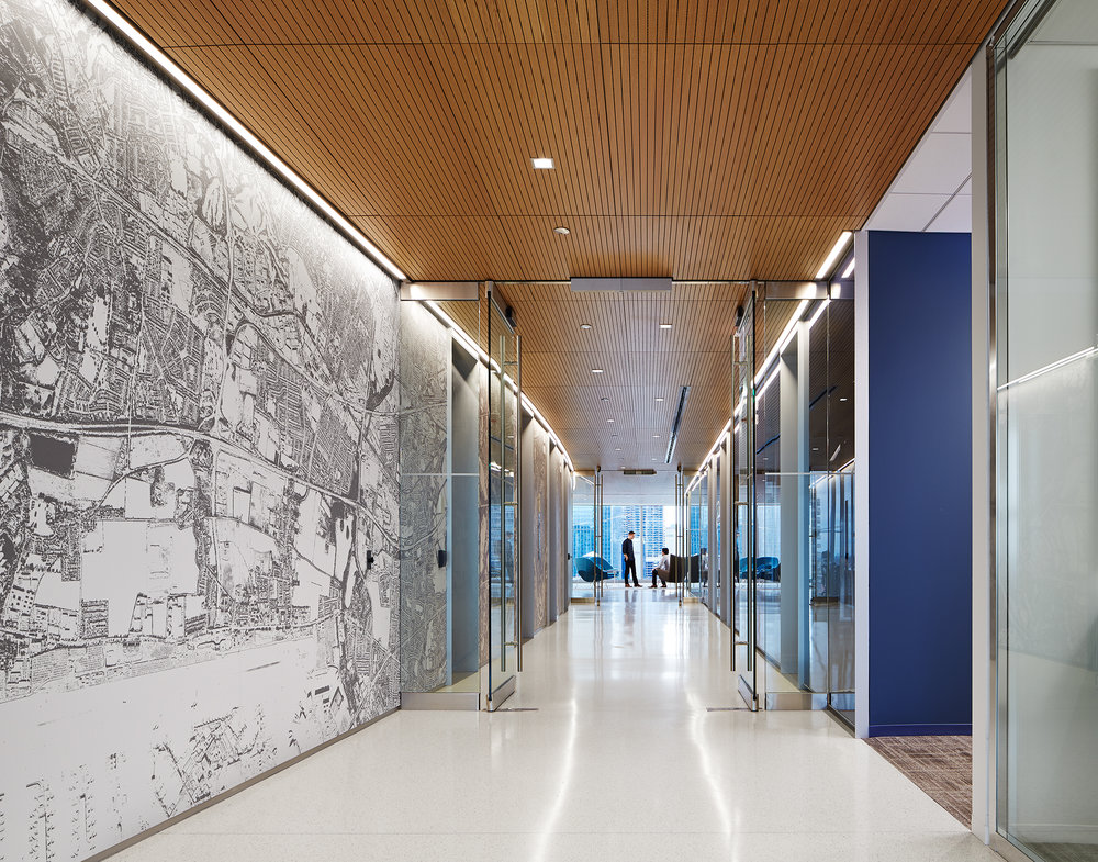 DLA Piper LLP  Gensler  Chicago, IL      Return to Projects