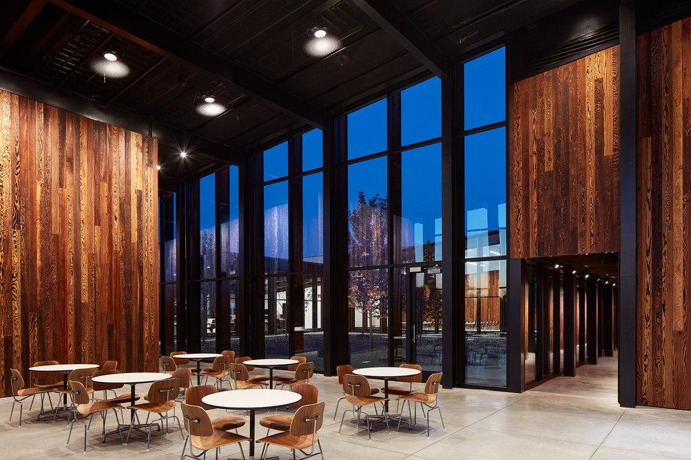 Trumpf Smart Factory  Barkow Leibinger  Hoffman Estates, IL     Return to Projects