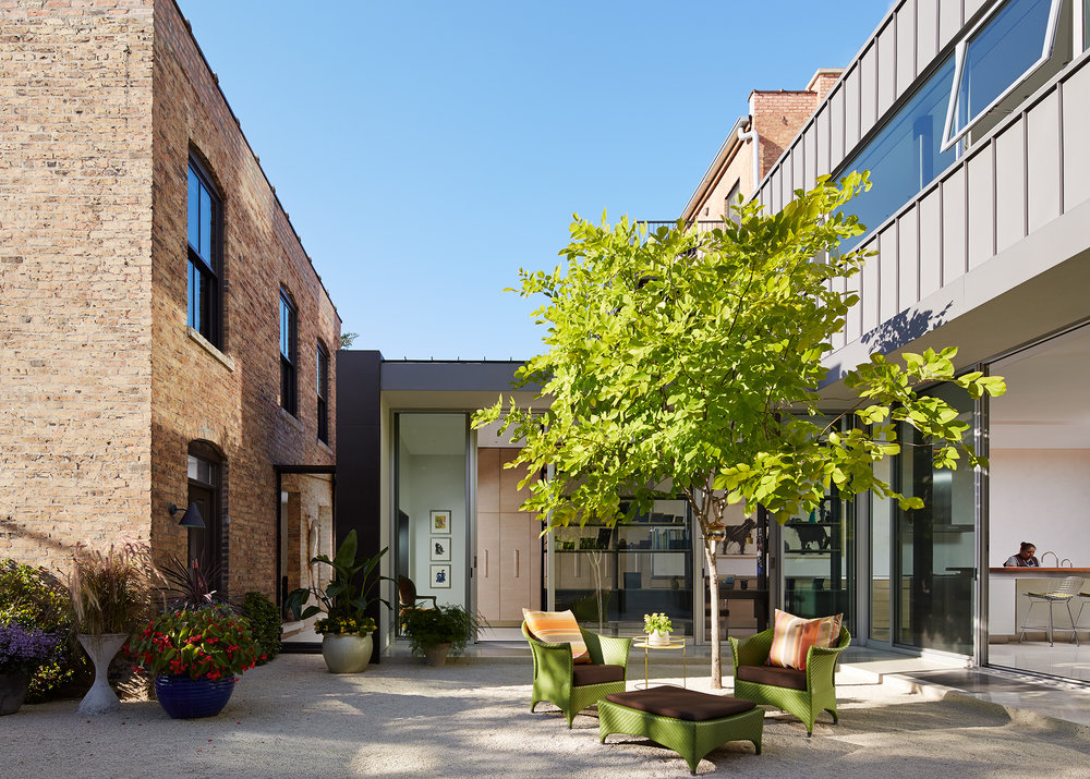 Wicker Park Residence  Wheeler Kearns  Chicago, IL      Return to Projects