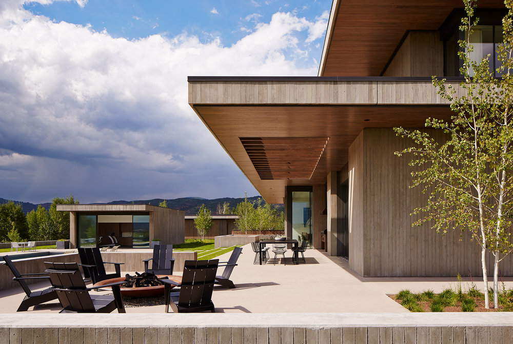 Colorado Residence  Robbins Architecture  Aspen, Colorado      Return to Projects