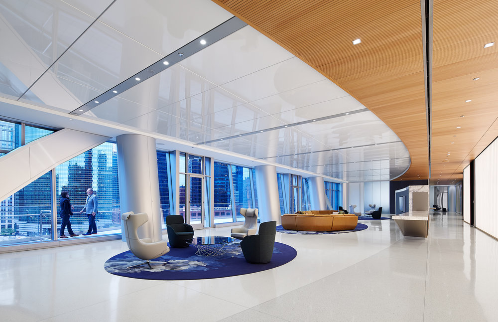 DLA Piper LLP  Gensler  Chicago, IL      View Full Project