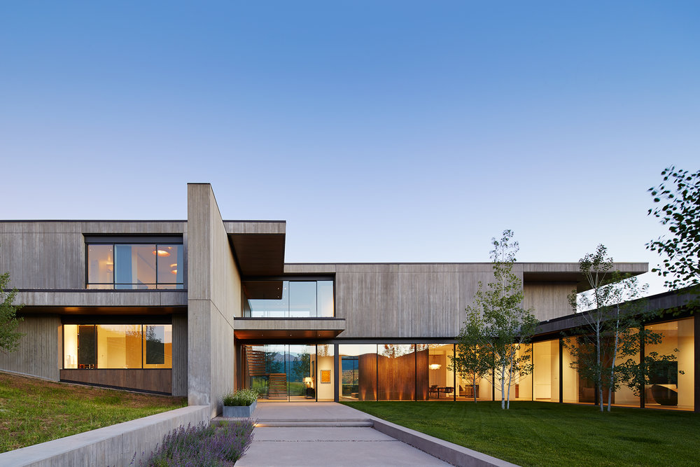 Colorado Residence  Robbins Architecture  Aspen, Colorado      View Full Project