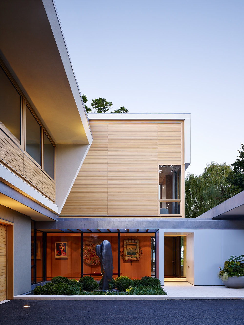 Lake View Modern  Thomas Shafer Architects  Illinois      Return to Projects