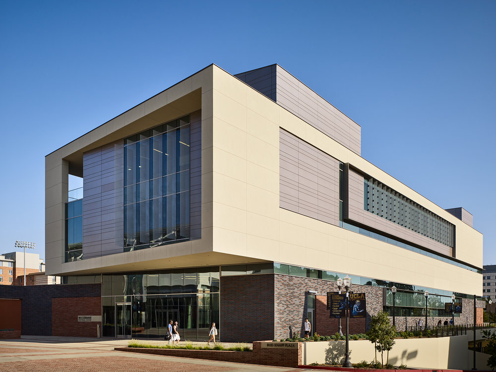 UCLA Wasserman Football Center  ZGF Architects  Los Angeles, CA      Nick Merrick