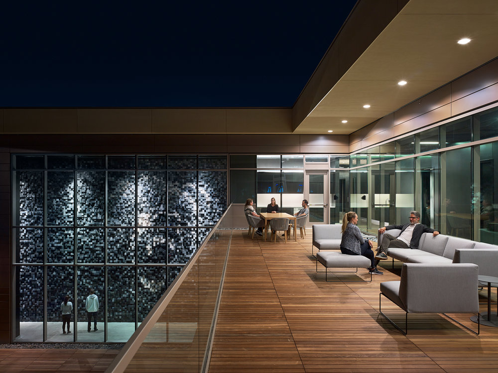 UCLA Wasserman Football Center  ZGF Architects  Los Angeles, CA     Return to Projects