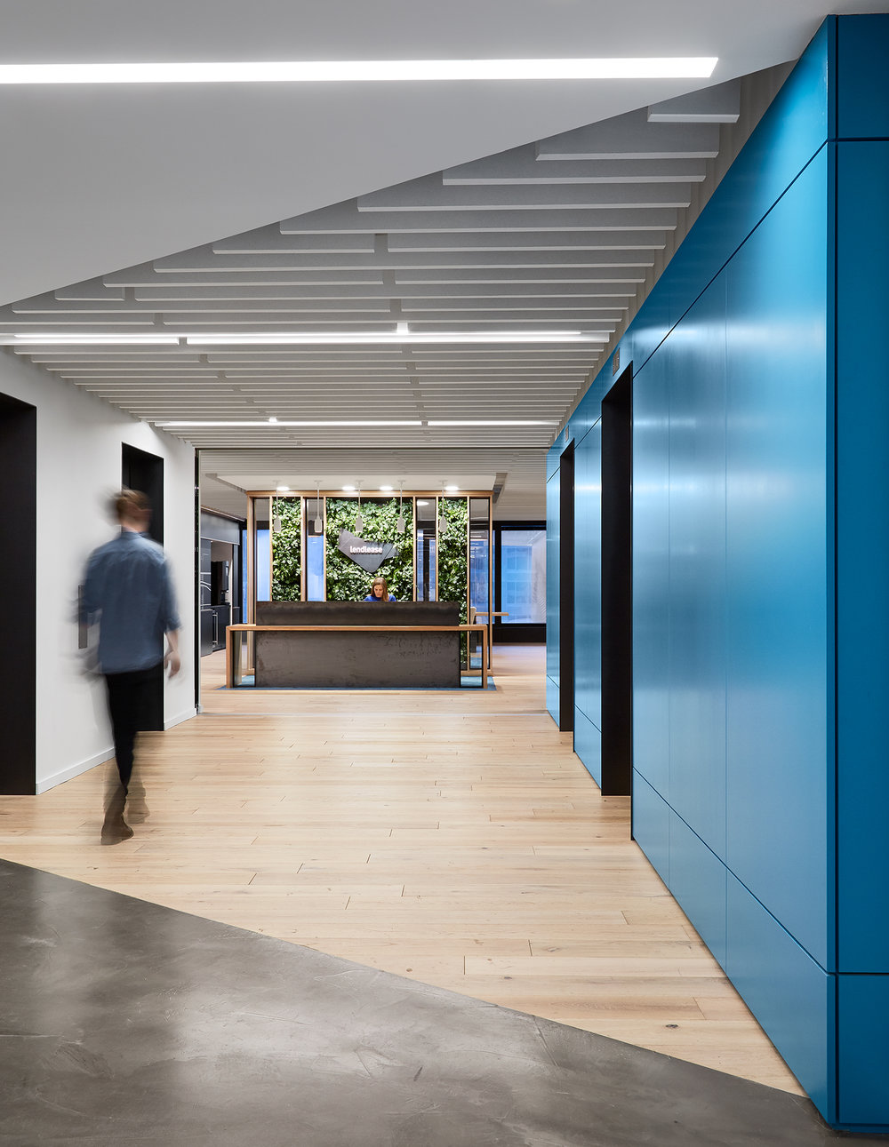 Lend Lease  Perkins+Will  Chicago, IL     Return to Projects