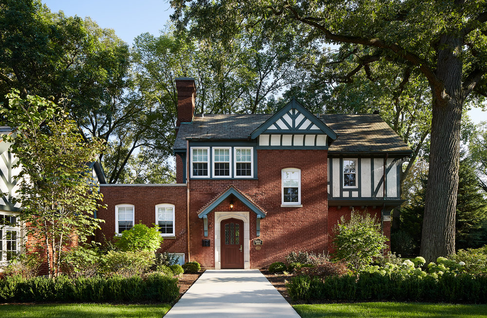 Buffett House  Robbins Architecture  Evanston, IL     Return to Projects
