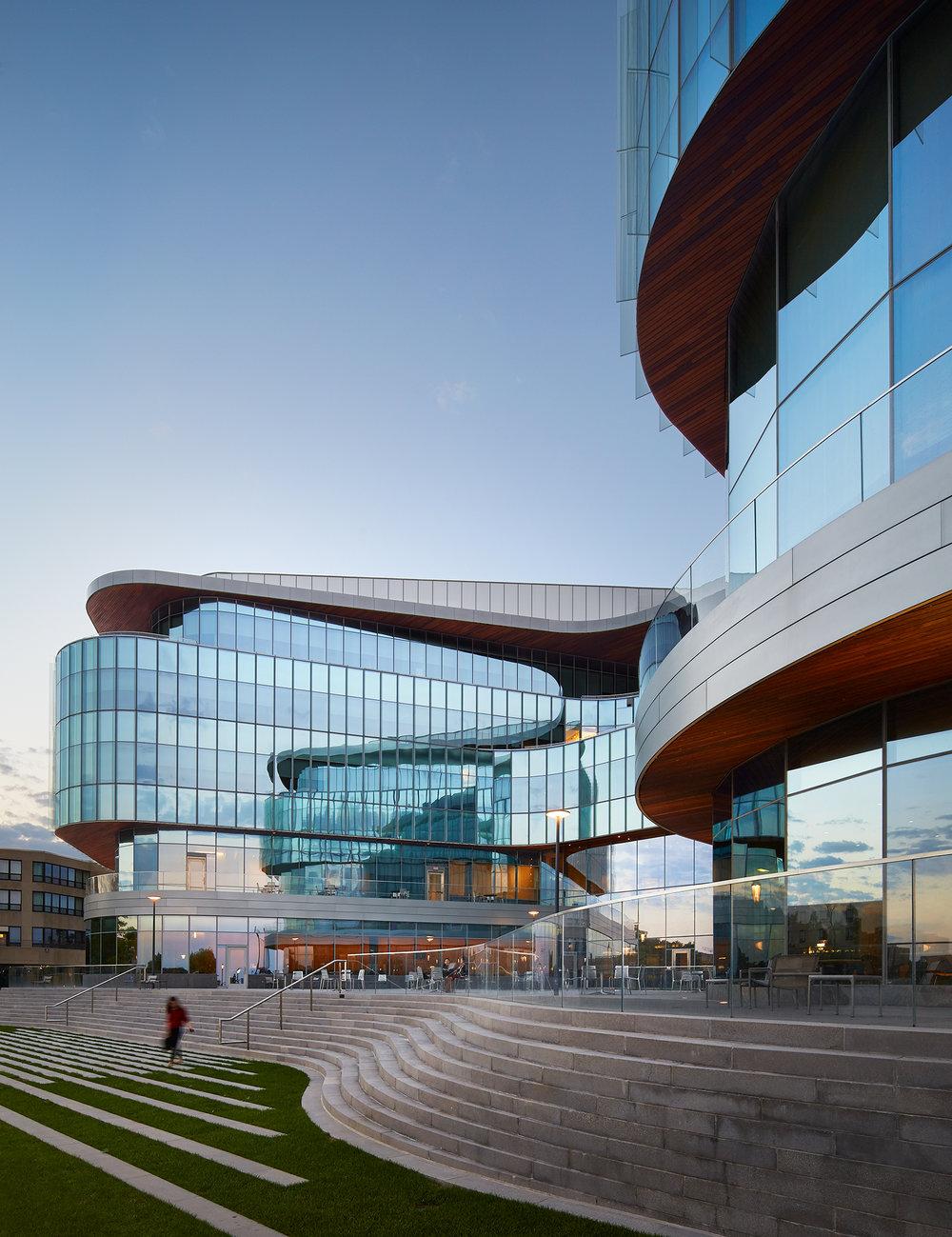 Kellogg Global Hub  KPMB  Evanston, IL     Kendall McCaugherty