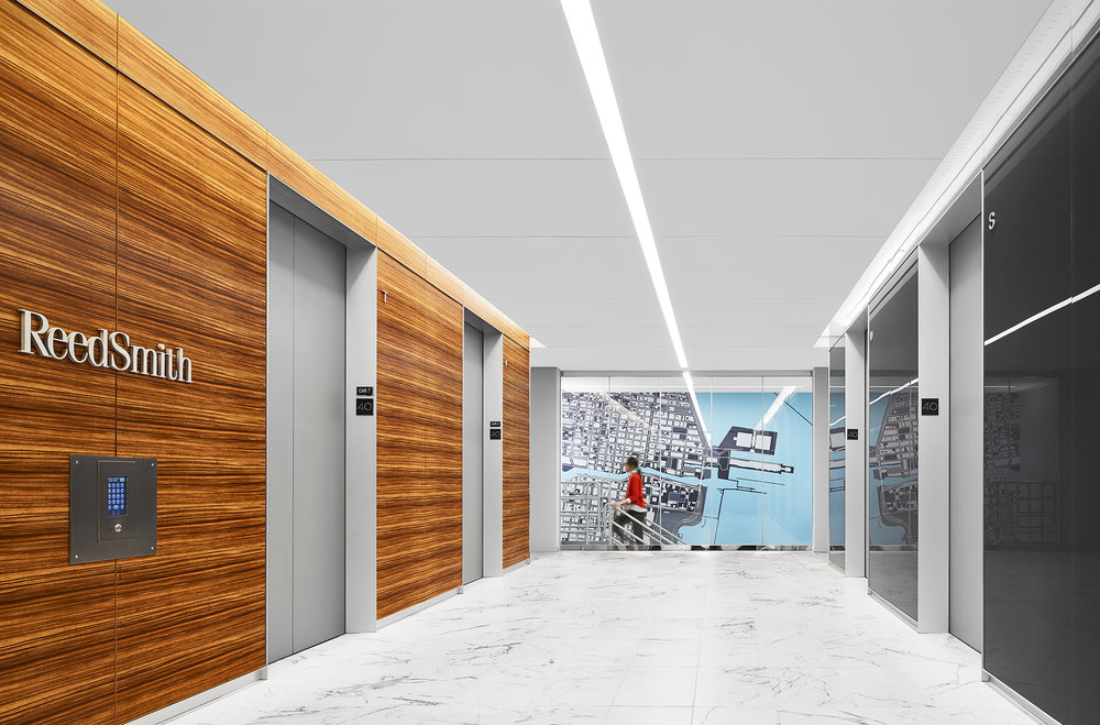 Reed Smith  Gensler  Chicago, IL     Return to Projects