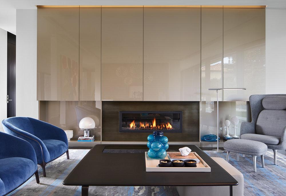 Ravine House  Robbins Architecture  Glencoe, IL     Return to Projects