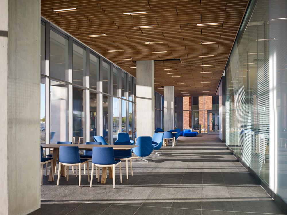 University of Arizona  BioScience Research Laboratories  ZGF Architects  Tuscon, AZ     Return to Projects