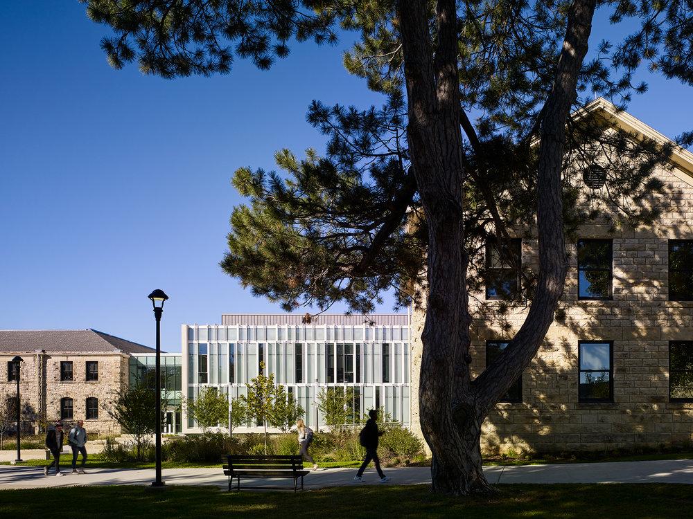 Kansas State University  College of Architecture, Design and Planning  BNIM  Manhattan, KS     Return to Projects
