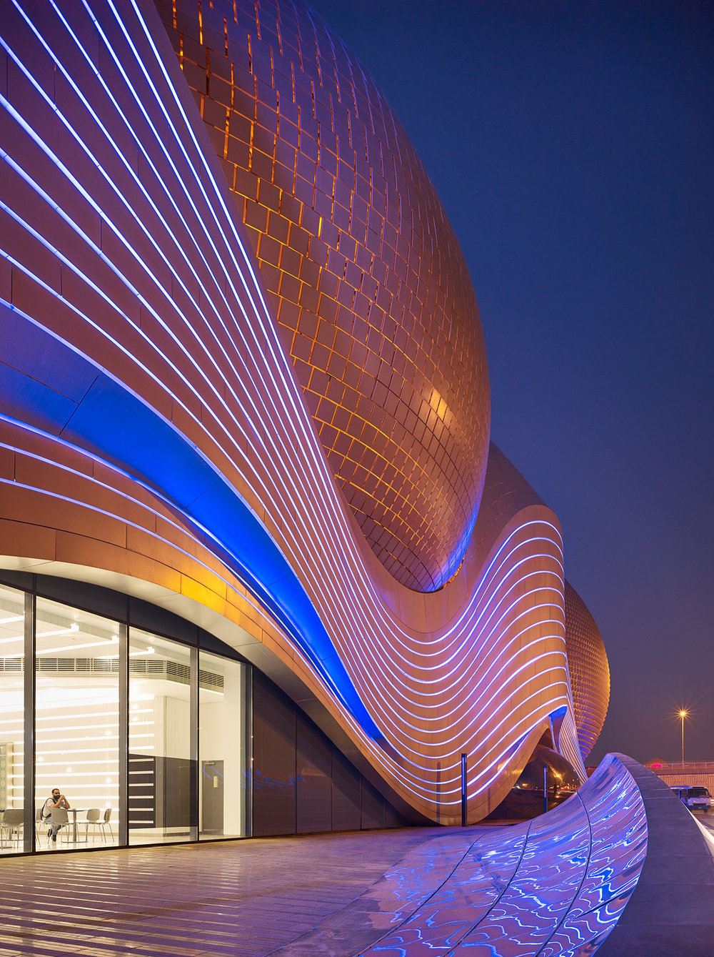 The Avenues Phase IV  PACE + Gensler  Kuwait City, Kuwait