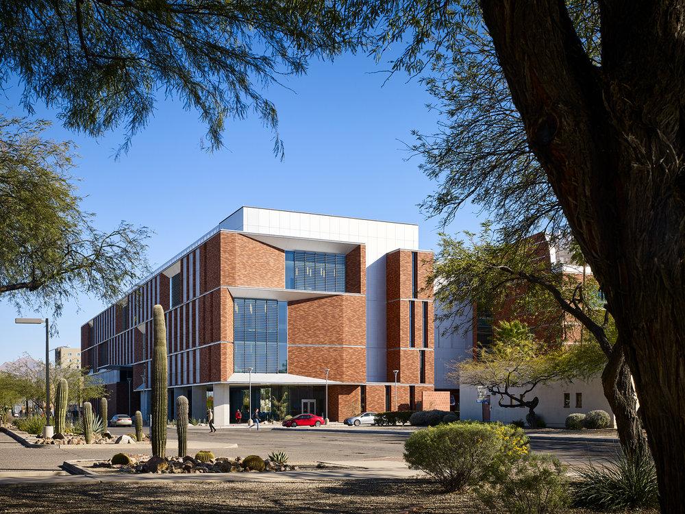 University of Arizona BioScience Research Laboratories