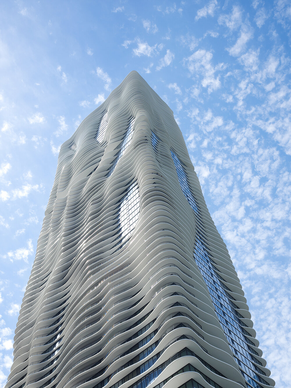 Aqua Tower  Studio Gang  Chicago, IL      View Full Project