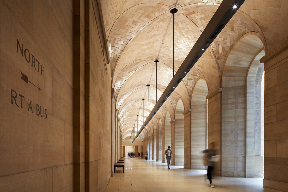Jenkins and Nanovic Halls, Notre Dame  HBRA Architects  Notre Dame, IN      View Full Project