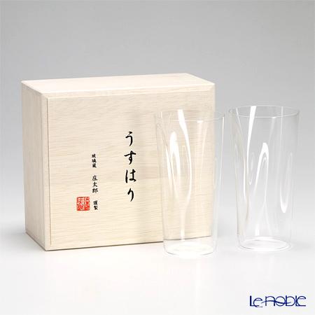 Usuhari Shiwa Tumbler Pair Set L