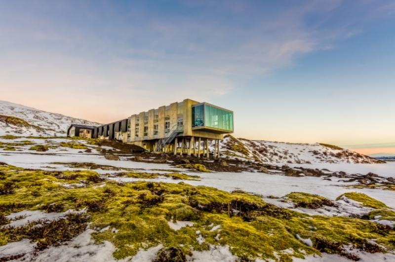 Ion Hotel, Iceland, Zatwic