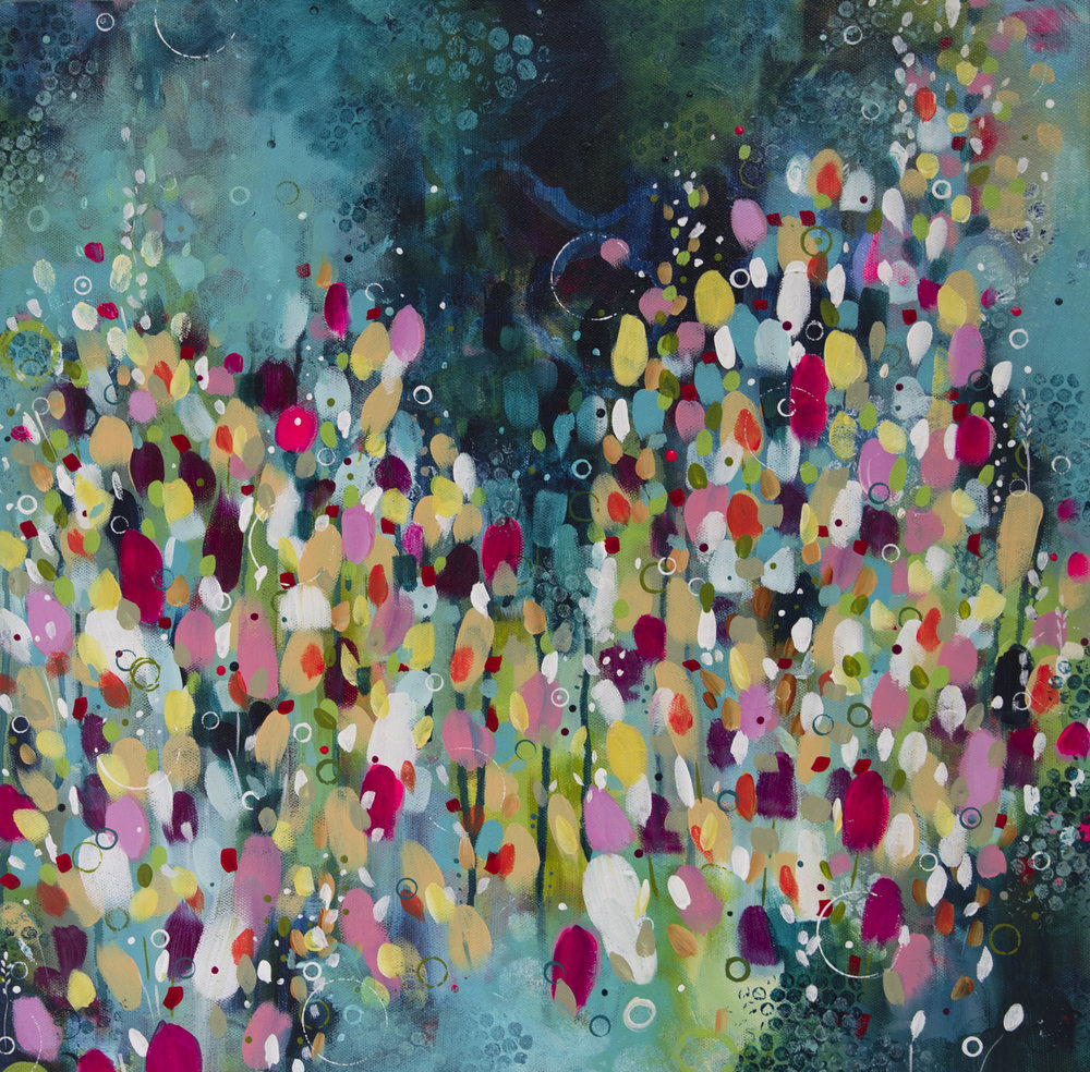 Blossoms of Joy- SOLD!