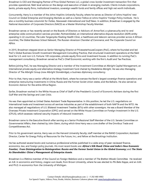 Harry Broadman Keynote Speaker Bio 1-27-18_Page_2.jpg