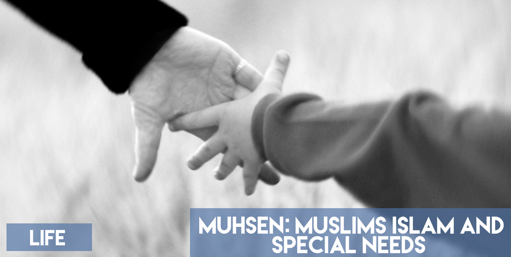 MUHSEN which also translates in the Arabic language to 'One who shows excellence and compassion' is an amazing charity that hopes to make the places of Islam that more accessible for special needs individuals..
