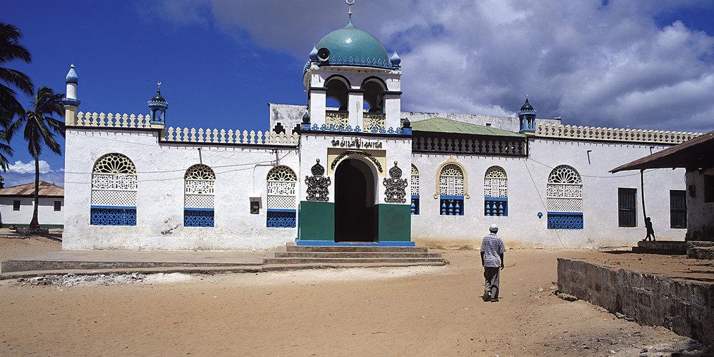Riyadha Mosque, Lamu Old Town