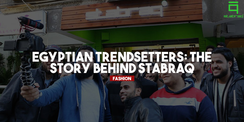 In this article, we speak to Hazem El Seddiq founder of the Egyptian based clothing brand Stabraq.
