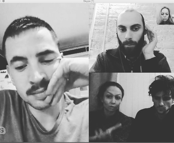 I LIKE SKYPE! SKYPE LIKES YOU! me and @thekrumple have LOADS of fun tog HONESTLY they find my chat GREAT and really INSPIRING - @jonisadorelevin is listening in, @odakn is HEARTILY agreeing, and @vincent_vernerie and @joebjorke are WEIGHED DOWN by the WEIGHT of my knowledge. 👋💁♀️👋💁♀️👋💁♀️👋💁♀️👋💁♀️👋 but ACTUALLY..... watch THIS space for EXCITING news on new projects..... ooer . 🙌🤸♀️💋💃❤️🌟❤️💃💋🤸♀️🙌