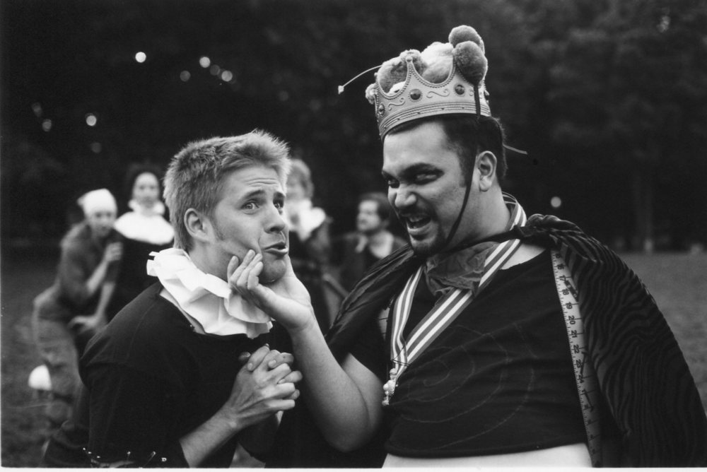 New York Classical free theatre in the city King Ubu Alfred Jarry